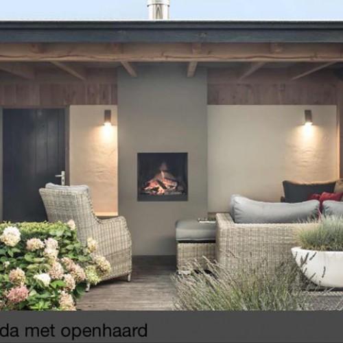 Zeer Smit veranda en overkappingen Apeldoorn - Haard onder uw Veranda @QJ87